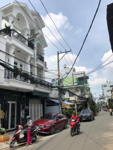 Cần bán nhà mặt tiền đường Trần Thánh Tông, P15, Q. Tân Bình. LH 0909613911