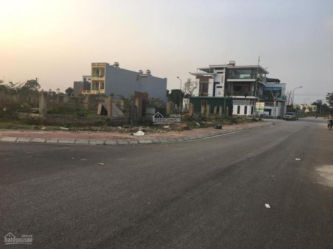 GĐ cần bán lô đất đầu ve giá rẻ có móng kiên cố khu đô thị An Hoạch gần trường Nobel - 0916753139