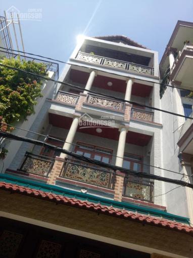 Cho thuê nhà hẻm 8m 447/5 Lê Quang Định P11 Bình Thạnh diện tích: 5x20m 3 lầu