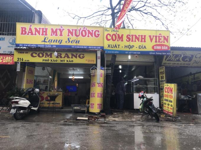 Sang nhượng cửa hàng ăn uống 314 Vũ Hữu, Thanh Xuân