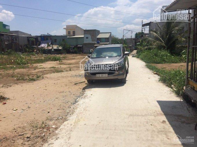 Đất chính chủ đường Trần Đại Nghĩa, Tân Kiên, Bình Chánh, 162m2 gần bến xe Miền Tây, khu Tên Lửa ảnh 0