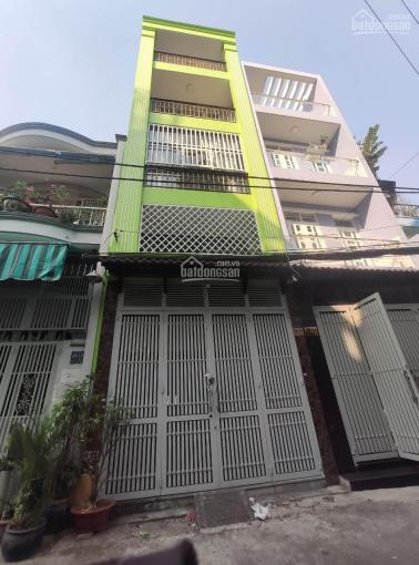 Bán nhà mặt tiền đường Lý Chiêu Hoàng, P10, Q6. 4x13m, 2 lầu chỉ 6.5 tỷ