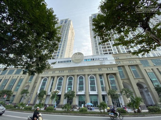 Cho thuê 1 diện tích 100 m2 làm văn phòng tại tòa nhà Roman Plaza - Tố Hữu vừa mới bàn giao