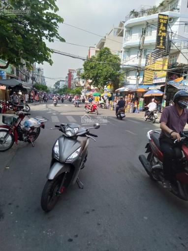 Bán nhà mặt tiền Trần Quý, phường 6, quận 11, DT 4.2x22m, 3 lầu, giá cả thương lượng trực tiếp