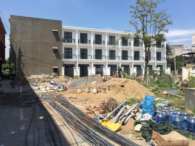 Bán nhà Quốc Lộ 50, gần cầu Ông Thìn, Bình Chánh, TP. HCM, SHR
