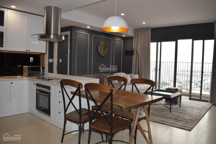 Cho thuê căn hộ Masteri Thảo Điền - 3PN nội thất bán cổ điển sang trọng - Nhìn được 3 mặt view