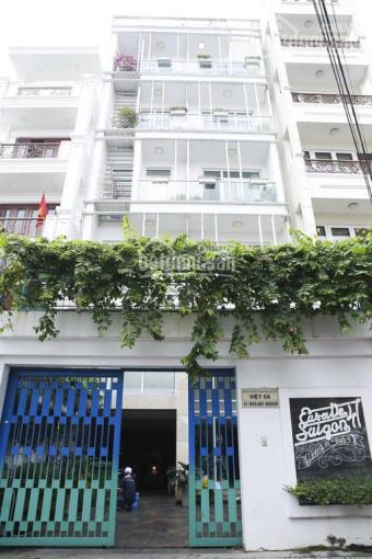 Tin chính chủ bán tòa căn hộ dịch vụ 20 phòng - MT Trần Quý Khoách, P. Tân Định, Q.1 ảnh 0