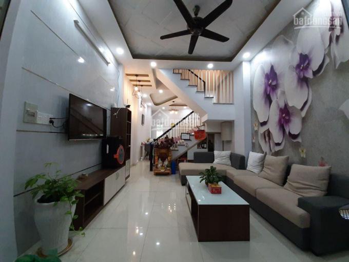 Bán nhà 1T 2L hẻm 5m đường Lê Văn Chí, p. Linh Trung, 4,2x16,2m. LH 0938 91 48 78