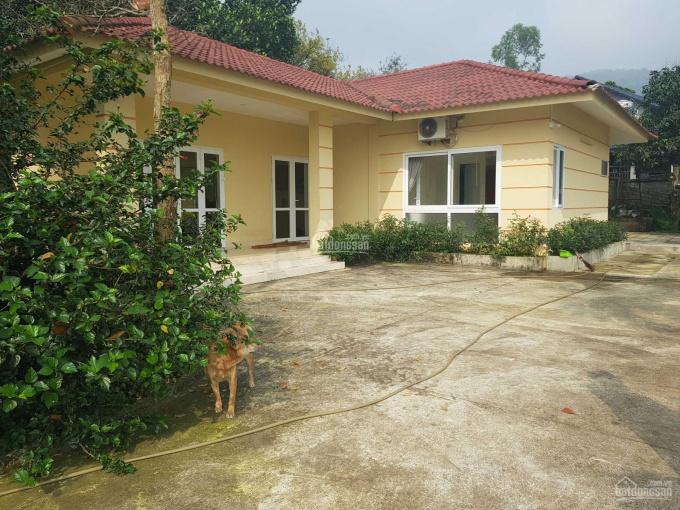 Bán gấp biệt thự nhà vườn chỉ việc ở view mặt hồ, Hòa Sơn, Lương Sơn, Hòa Bình