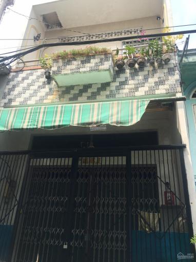 Nhà 1 lầu đúc thật hẻm thông 6m đường Hương Lộ 2, gần 4 Xã DT: 4mx11m