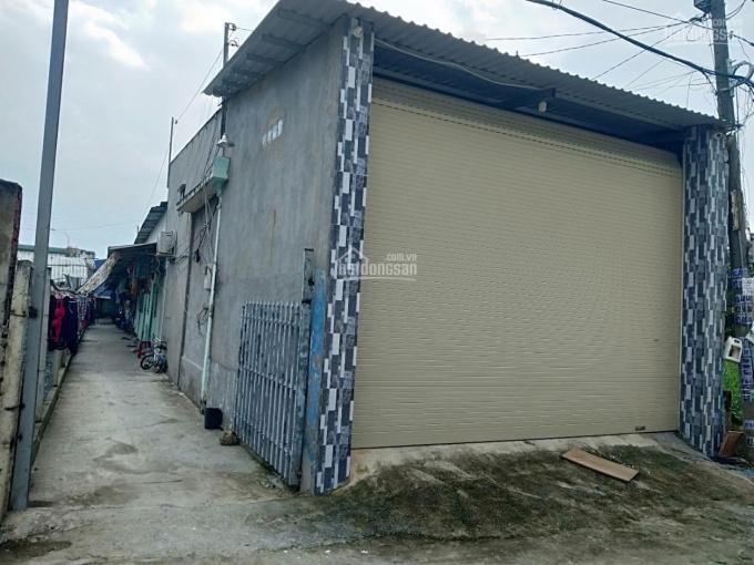 Bán 1 căn chính và dãy nhà trọ 16 phòng, HXH đường An Phú Đông Q12 16 phòng và 1 căn nhà 10m x 50m