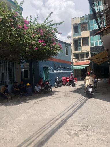 Bán nhà hẻm xe hơi đường Dương Bá Trạc, phường 2, quận 8. Giá 11 tỷ, DT: 6x18m