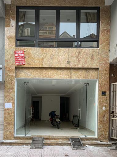 Chính chủ cho thuê văn phòng tầng 1, 2, 3 (có thang máy)