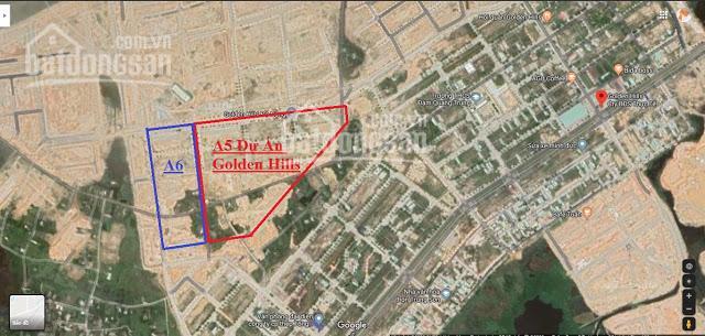 Chính chủ cần bán nhanh 2 lô Golden Hills A5 dự án đang hot chỉ 2 tỷ lô. LH: 0976536325