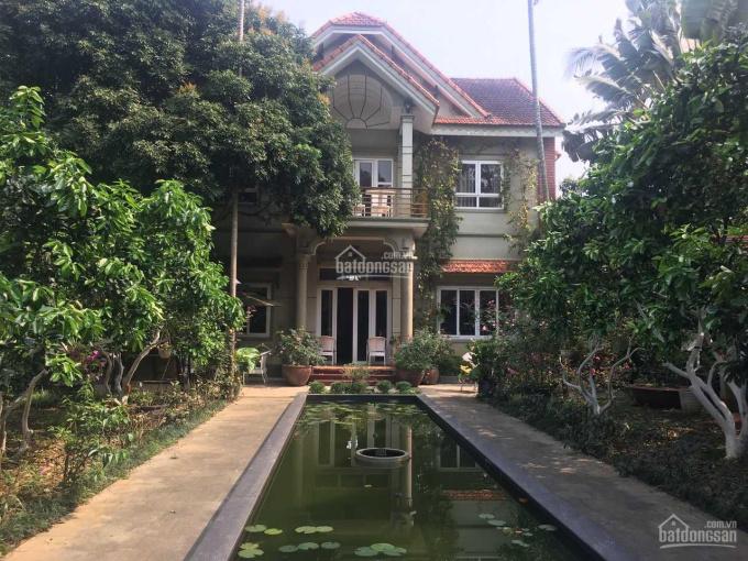Nhượng lại 1400m2 nhà vườn đẹp giá rẻ chỉ việc ở Lương Sơn, Hòa Bình