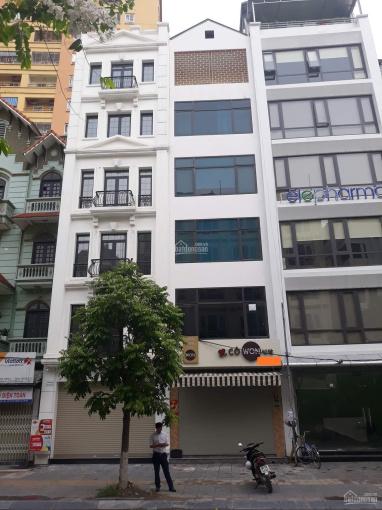 Cho thuê nhà ngõ 109 Trường Chinh: 44m2 x 6 tầng, mặt tiền 3m, ngõ 2 ô tô, thông sàn, riêng biệt