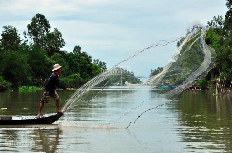 Đất mặt tiền sông - Phước Khánh - Nhơn Trạch