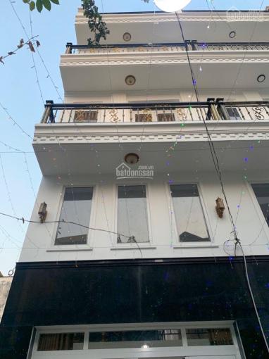 Bán nhà mới xây 100% hẻm 5m thông Lê Trọng Tấn Q. Tân Phú, DT 4x13m đúc 5 lầu, giá 6.3 tỷ TL