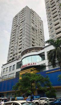 Cho thuê văn phòng chuyên nghiệp Hà Thành Plaza, Đống Đa, diện tích linh hoạt