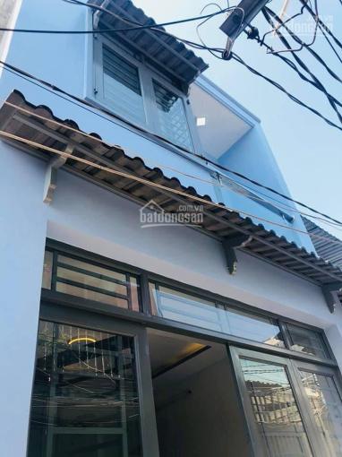 Bán nhà xinh 1 trệt 1 lầu ở đường Bùi Thị Lùng đang cho thuê 7tr/th, cách chợ Hóc Môn 200m