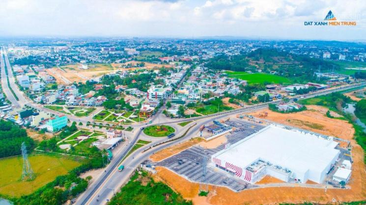 Đất nền trung tâm Quảng Ngãi, trung tâm hành chính, siêu thị Big C chỉ từ 1 tỷ có đáng đầu tư?