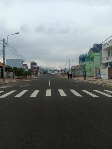 Bán đất phân lô cạnh đại lộ Hùng Vương, khu TĐC Phú Lạc, Hoà Hiệp Nam. 250m căn góc, sổ đỏ