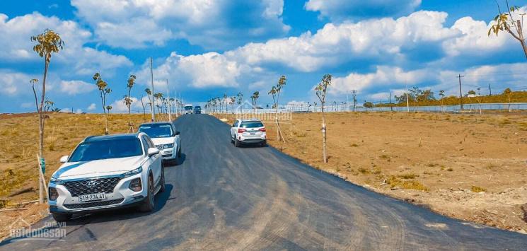 Đất nền ngay cổng chào tp thuận lợi di chuyển cao tốc, trung tâm của nhiều khu du lịch 4tr/m2