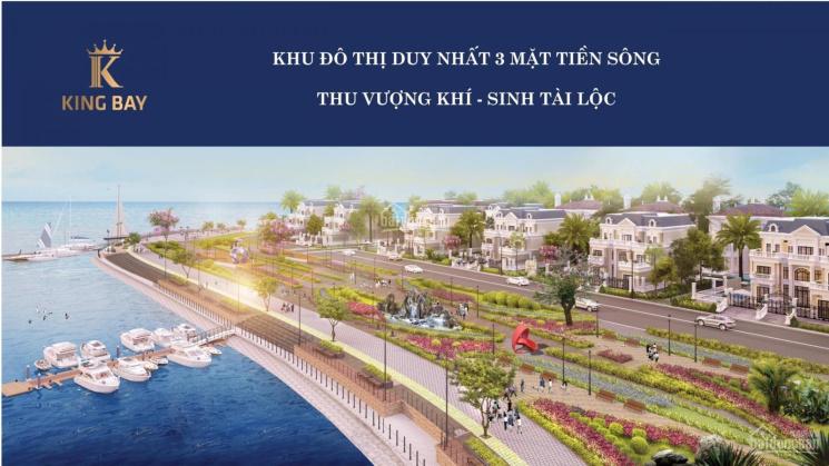 King Bay/Manhattan Island - Khu đô thị ngay cầu Quận 9, 3 mặt giáp sông lớn Đồng Nai (chủ đầu tư)