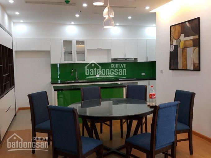 Bán căn hộ Eurowindow 27 Trần Duy Hưng 160m2, 3 PN, 2 ban công full nội thất cao cấp