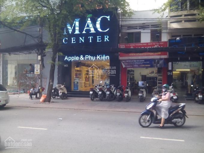Bán nhà mặt tiền đường Nguyễn Thái Bình, Q. Tân Bình, DT 4.2 x 20m, hậu 9.5m, giá: 19 tỷ TL