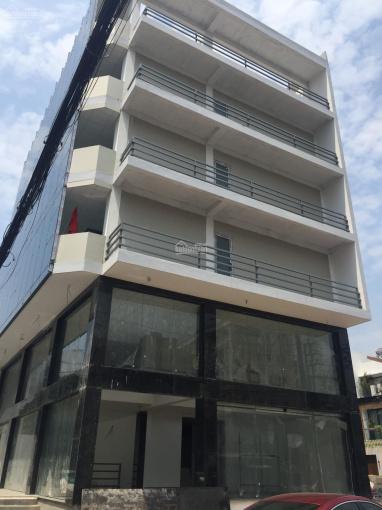 Thật 100% tòa nhà 15x22m, 315m2 cư xá Nguyễn Trung Trực 3/2, Q10, hầm, 6 tầng, HĐ net 200 tr, 51 tỷ ảnh 0