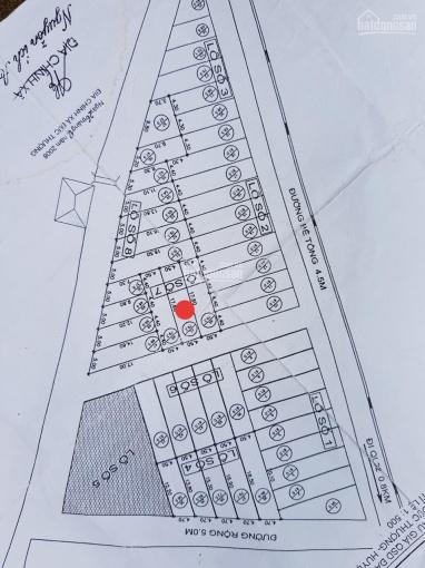 Chính chủ bán đất phân lô chỉ 2x triệu/m2 tại Hoài Đức, LH 0989653355
