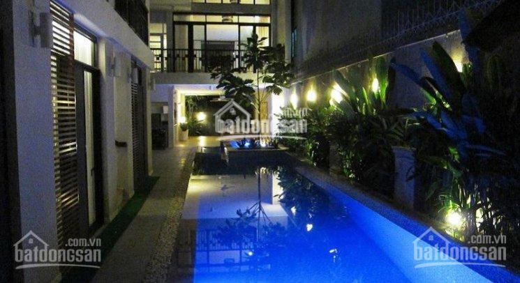 Bán biệt thự Thảo Điền, Quận 2, diện tích 470m2, có hồ bơi nội thất Châu Âu ở ngay, call 0977771919 ảnh 0