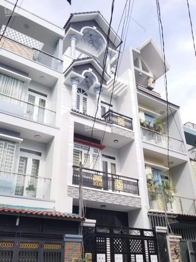 Bán nhà mới 3.5 tấm khu Lê Văn Quới + Mã Lò 4x16m, giá 5.8 tỷ. LH: 0907067056 Trí Chải