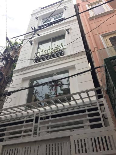 Bán nhà đường Trần Bình Trọng, DT: 5.5x10m, 2 lầu giá 8,3 tỷ