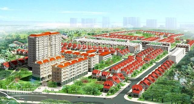 Cho thuê căn hộ 55m2 tầng 2 khu biệt thự Khang Điền ĐC 72 Dương Đình Hội, Quận 9