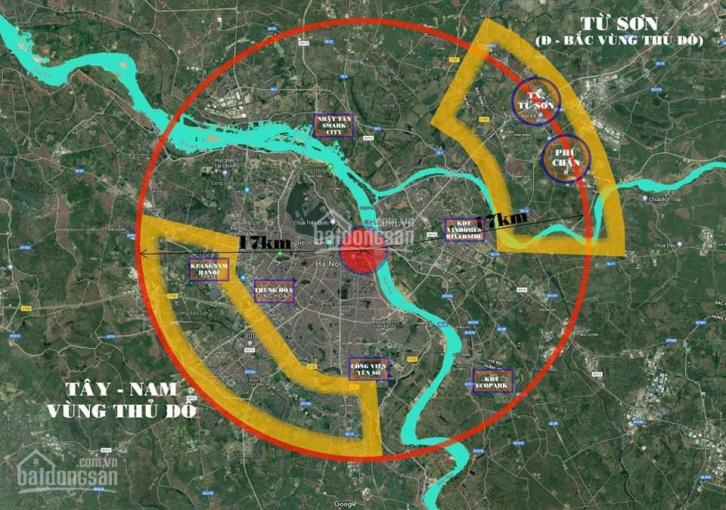 Giá trị khi sống ở Centa City Bắc Ninh
