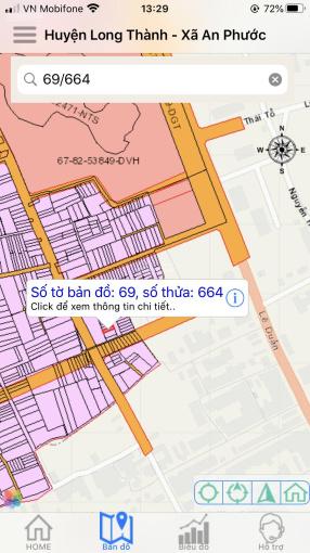 Bán gấp lô đất 102,5m2, D15, Long Thành Center 1 ngay trung tâm Long Thành