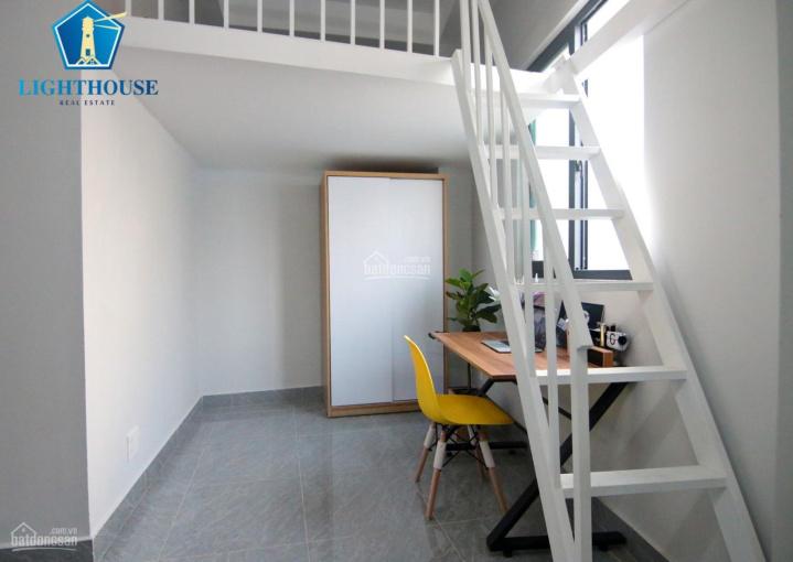 Phòng cao cấp tiện nghi có gác thang máy bảo vệ 24/24 đường Dương Quảng Hàm, Q. Gò Vấp