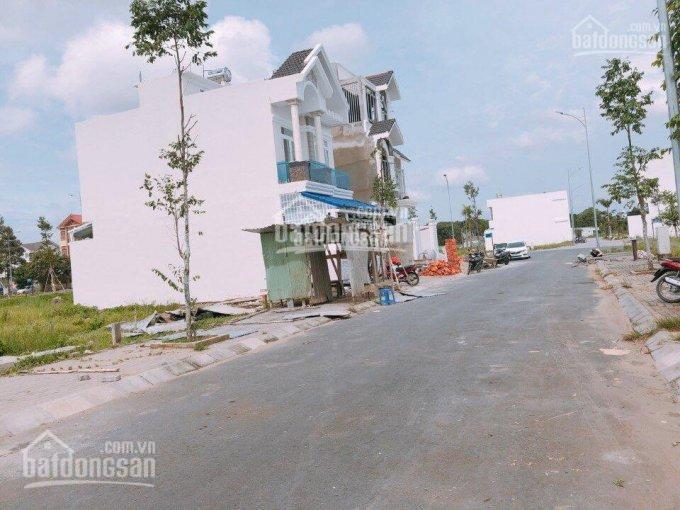 Bán đất sổ hồng riêng tại KDC Hai Thành liền kề Bệnh Viện Chợ Rẫy 2, thổ cư 100%, xây dựng tự do
