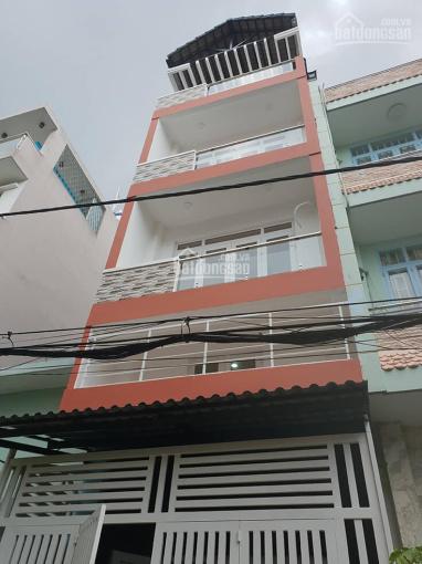 Gấp lắm rồi, bán nhà mặt tiền 3 lầu mới lắm đường Thái Phiên 3.5*18m, nở hậu chỉ 10.6 tỷ, Q. 11
