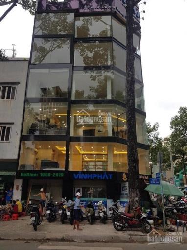 Bán nhà mặt tiền đường Nguyễn Chí Thanh, P. 9, Q. 5, DT: 11mx30m, DTCN 300m2, giá chỉ: 180tr/m2 ảnh 0