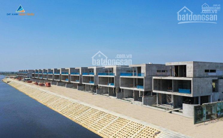 Chính chủ bán đất biệt thự 2 mặt tiền view sông - Ngay bãi tắm Tân Trà - Đà Nẵng - 15.5 tỷ ảnh 0