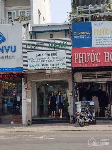 Cho thuê 2 phòng trống để kinh doanh ở mặt tiền trung tâm Phú Nhuận