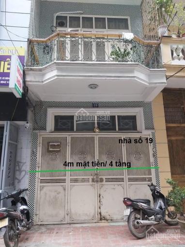 Bán nhà liền kề tại ngõ 19, Kim Đồng