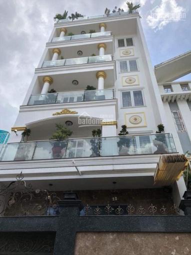 Bán nhà mặt tiền Phạm Văn Hai, P5, Tân Bình. 4,75x12m, 5 lầu, giá 9.5 tỷ TL. Lh 0901311525