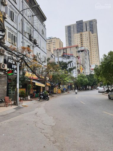 Bán lô đất mặt phố gần Nguyễn Chánh, Nam Trung Yên 24.5 tỷ, 94m2, mt 5.2m, lô góc rất đẹp.