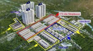 Cho thuê Liền Kề - SHOPHOUSE GADERNIA 97M2 x 5 tầng, có thang máy, nhà vs các tầng . LH 0975587230