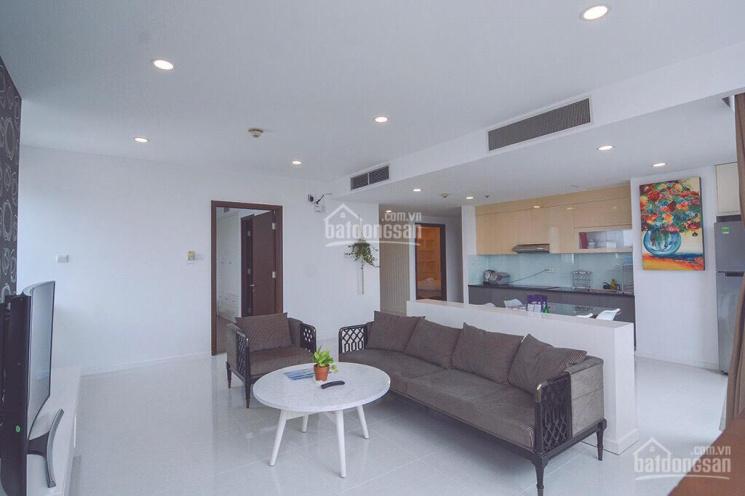 Cho thuê chung cư 1050, Q. Bình Thạnh, 62m2, 2PN, lầu cao, giá: 8.5tr/tháng, LH: 0906 101 428