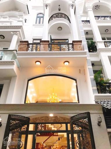 Bán nhà hẻm xe hơi Lê Đức Thọ Gò Vấp - 5,9 tỷ cho một căn nhà 1 trệt 3 lầu 1 lửng tặng nội thất